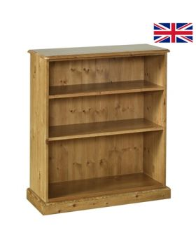 "Devonshire Torridge 3' Bookcase 12"" Deep"