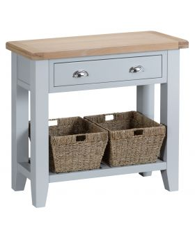 Kettle TT Dining Grey Console Table