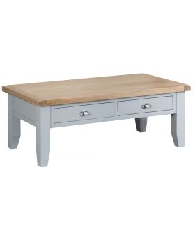 Kettle TT Dining Grey Large Coffee Table