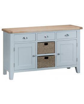 Kettle TT Dining Grey Large Sideboard