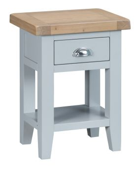 Kettle TT Dining Grey Side Table
