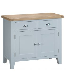 Kettle TT Dining Grey 2 Drawer 2 Door Sideboard