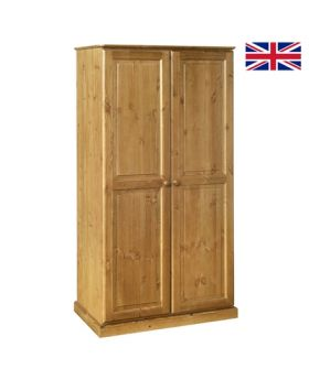 Devonshire Torridge Ladies Double Wardrobe