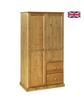 Devonshire Torridge Combination Wardrobe