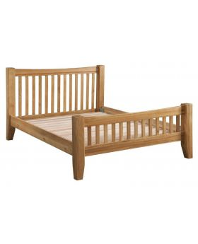 Classic Furniture Colorado Oak 5'0 Bed