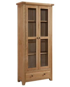 Classic Furniture Colorado Oak Display Unit