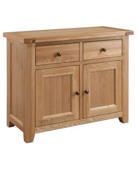 Classic Furniture Colorado Oak Small Sideboard