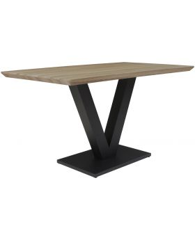 Classic Larson Rectangular Dining Table - Delta Oak