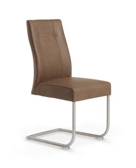 Serene Valencia Faux Leather Dining Chair