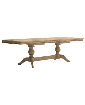 Classic Versailles Large Extending Dining Table