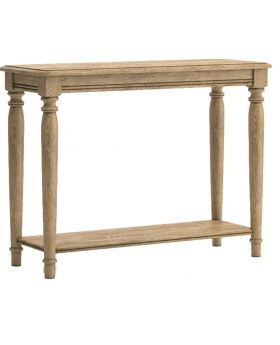 Classic Versailles Console Table