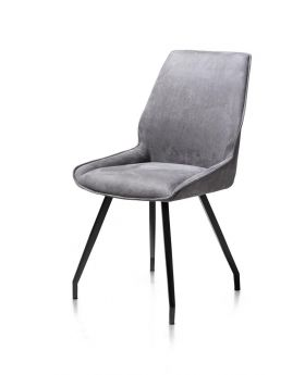Habufa Scott Dining Chair - Anthracite