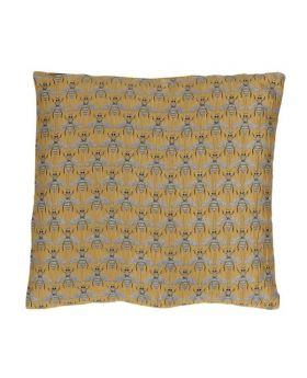 Manchester Worker Bee Scatter Cushion