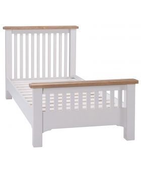 Classic Furniture Alders painted 3'0 Single bedframe