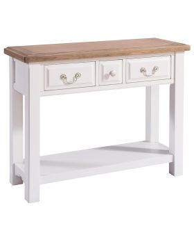 Classic Furniture Alders painted console table