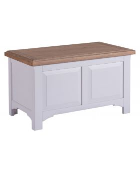 Classic Furniture Alders painted blanket box