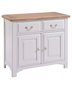 Classic Furniture Alders painted small sideboard