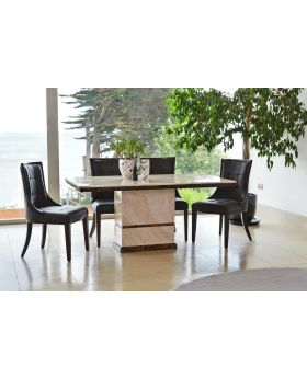 Vida Marcello Dining Set with 4 Chairs