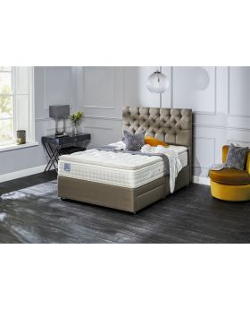 Relyon Ullswater Natural Silk 2900 Mattress