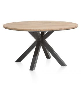 Habufa Colombo 150cm Round Dining Table