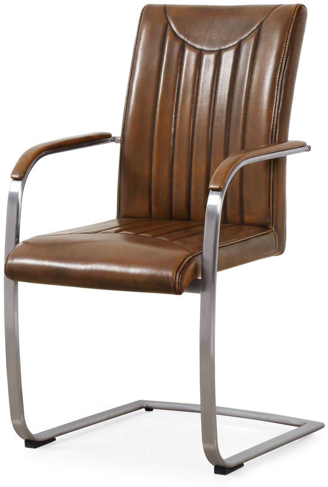 Classic Furniture Industrial Dining Chair Retro Curve
