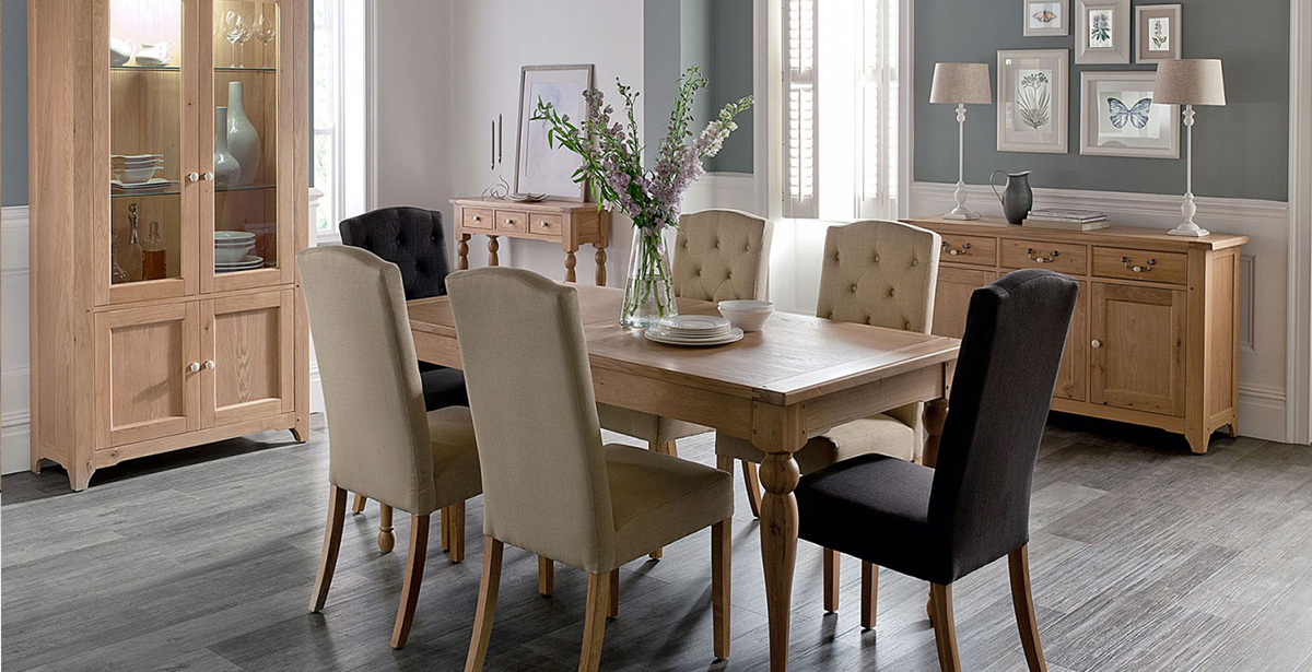 Willis and Gambier Gloucester Dining Room furniture