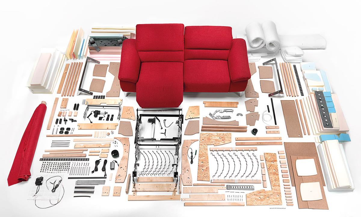 Configure You Sofa Instore