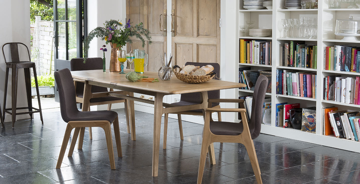 Willis And Gambier Willow Valley Oak Dining Room Furniture | Michael Ou0027Connor  Furniture
